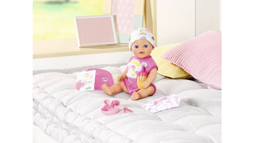 Zapf Creation Baby born Soft Touch Little Girl 36cm