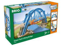 BRIO Bahn Smart Hebebruecke