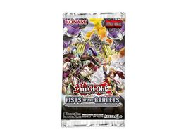 Yu Gi Oh Sammelkartenspiel Fists of the Gadgets Booster