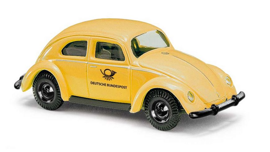 BUSCH 42740 VW Kaefer mit Brezelfenster Post 1 87