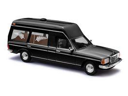 BUSCH 52203 Mercedes VF 123 Miesen Bestattungswagen 1 87