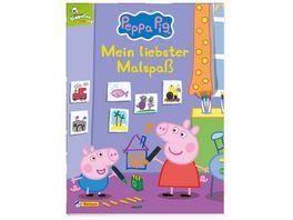 Peppa Mein liebster Malspass