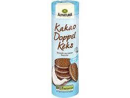 Alnatura Kakao Doppelkeks Kokos