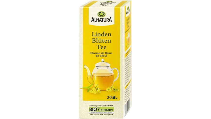 Alnatura Lindenblüten Tee Btl. 20x1,8g 36G
