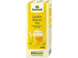 Alnatura Lindenblueten Tee