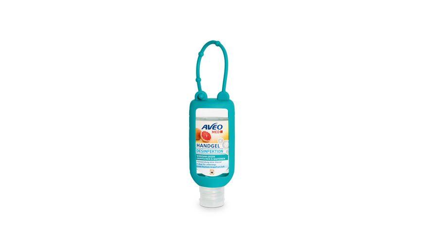 AVEO MED Desinfektionsgel + Tasche