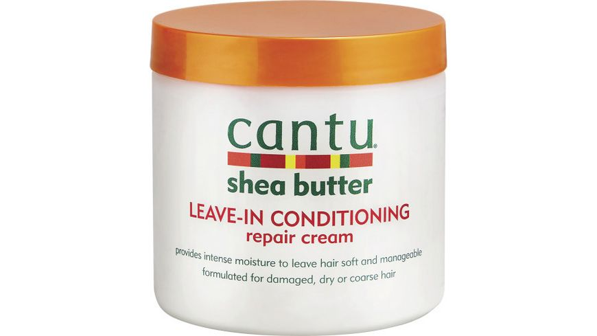 Cantu Shea Butter Leave in Haarkur