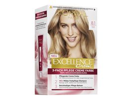 L OREAL PARIS EXCELLENCE Creme 8 1 Kuehles Blond