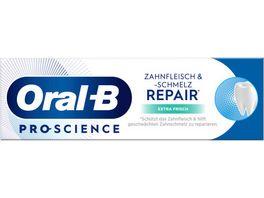 Oral B Zahnpasta Zahnfleisch und schmelz Extra Frisch 75ml