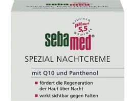 sebamed Spezial Nachtcreme mit Q10 und Panthenol