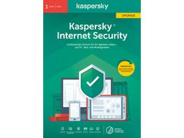 Kaspersky Internet Security 1 Geraet Upgrade