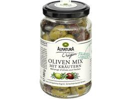 Alnatura Origin Oliven Mix mit Kraeutern