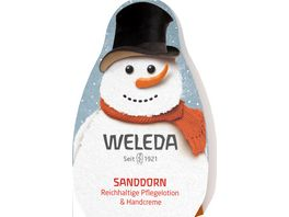 WELEDA Nikolausset Sanddorn 2019