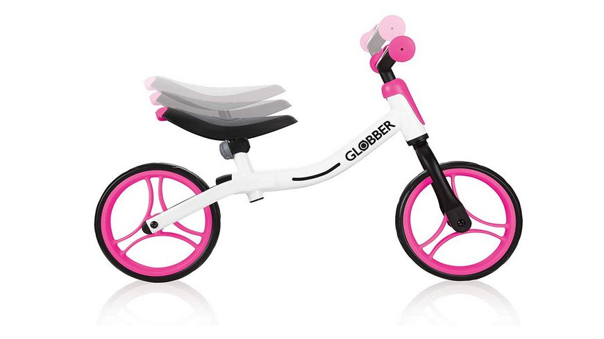 Authentic GLOBBER GO BIKE pink