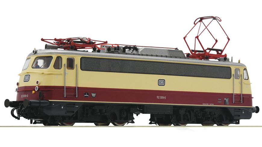 Roco 73076 Elektrolokomotive 112 309 0 DB