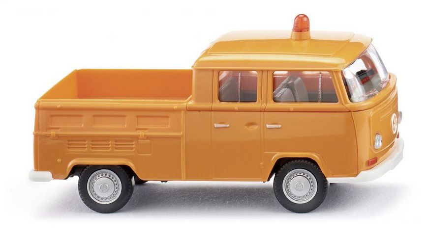 WIKING 0314 02 Kommunal VW T2 Doppelkabine 1 87