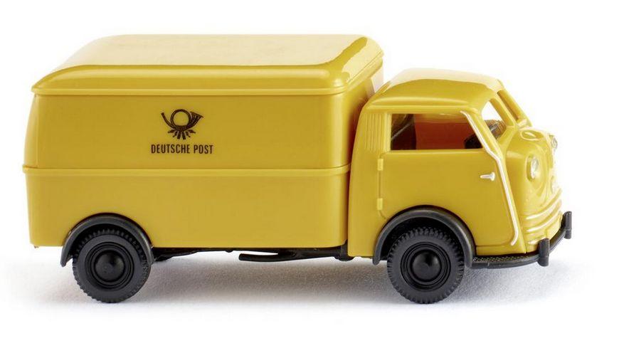 WIKING 0335 03 Tempo Matador Kastenwagen Deutsche Post 1 87