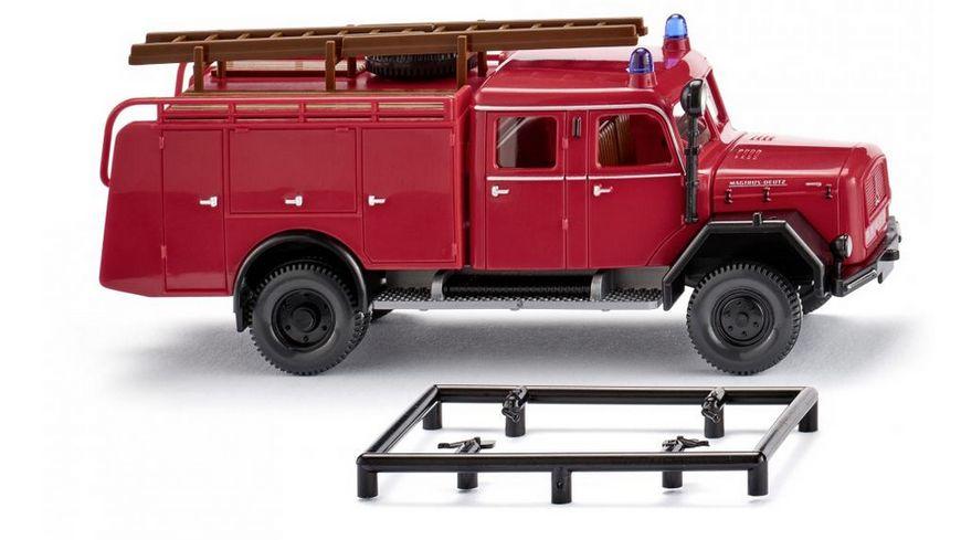 WIKING 086337  Feuerwehr   TLF 16 (Magirus) 1:87