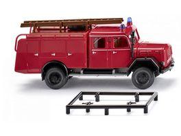 WIKING 0863 37 Feuerwehr TLF 16 Magirus 1 87