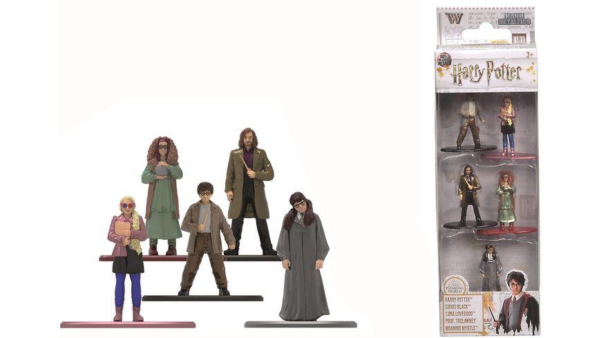 Dickie 253180004 Harry Potter Metall Figuren Set 5 er Pack