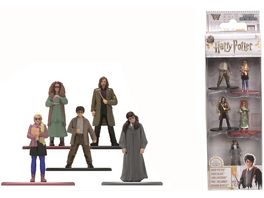 Dickie 253180004 Harry Potter Metall Figuren Set 5 er Pack