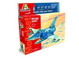 Italeri 510071012 1 72 MIRAGE 2000C MODELSET