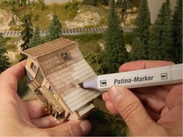 NOCH 61158 Patina Marker fuer Modelle