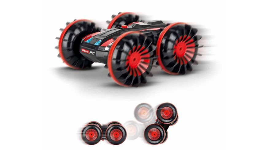 Carrera RC 2 4GHz All Terrain Stunt Car Water Car