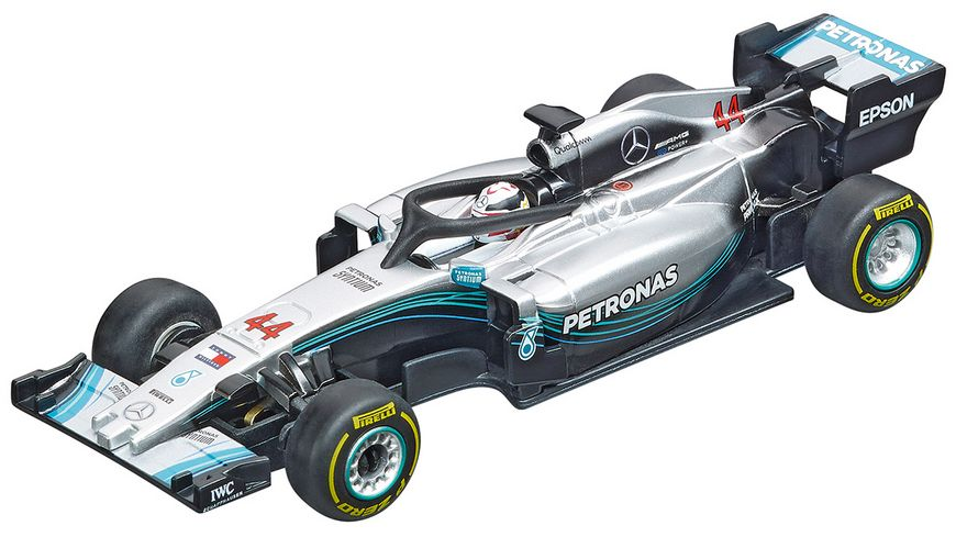 Carrera GO Mercedes AMG F1 W09 EQ Power L Hamilton No 44