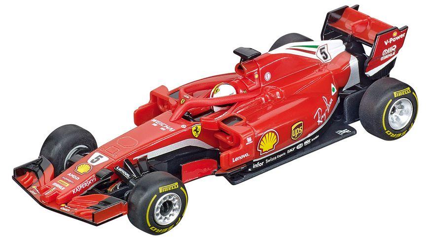 Carrera DIGITAL 143 Ferrari SF71H S Vettel No 5