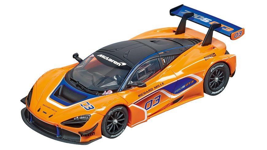 Carrera DIGITAL 132 McLaren 720S GT3 No 03