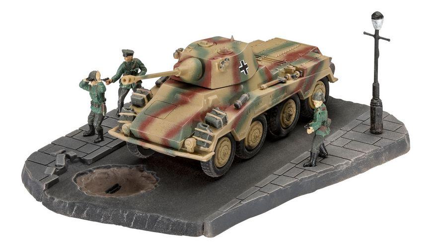 Revell 03288 Sd Kfz 234 2 Puma
