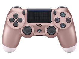 PS4 Dualshock 4 Wireless Controller Rose Gold