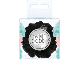 New Flag Invisibobble Haargummi Sprunchie True Black