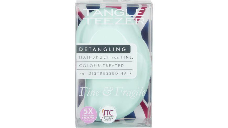 Tangle Teezer Haarbürste Fine&Fragile Mint
