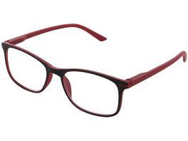 Quickreader Lesehilfe KLH177 2 2 50 Kunststoff Schwarz Rot