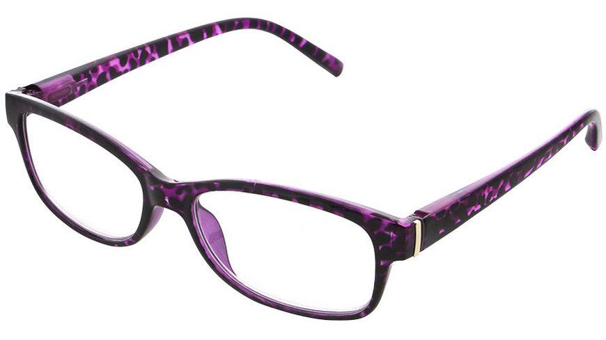 Quickreader Lesehilfe KLH178-2 +2.50 Kunststoff Demi Violet