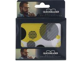 Quickreader Mikrofaser Putztuch Bunt