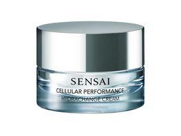 SENSAI CELLULAR PERFORMANCE Hydrating Linie Hydrachange Cream