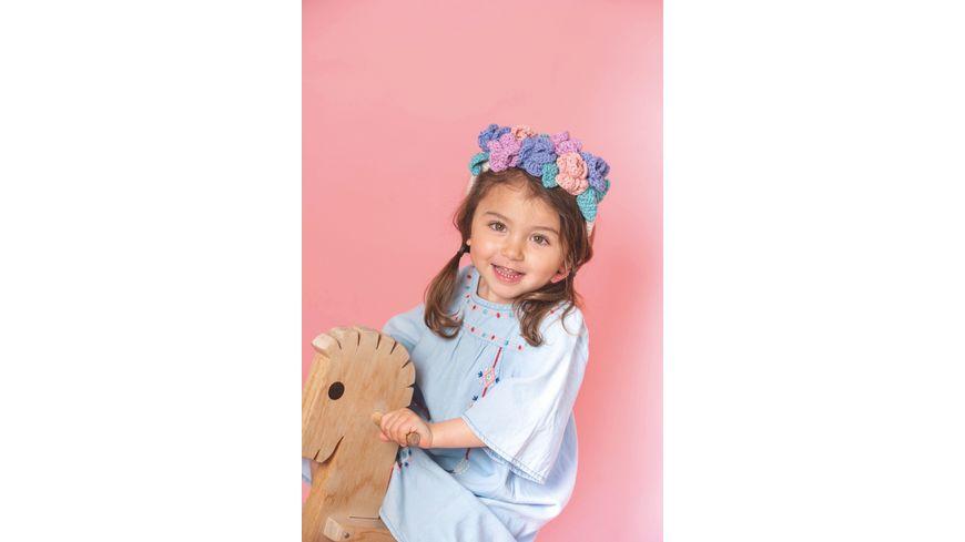 Tierisch zauberhafte Kinder Accessoires Muetze Schal Co zum Stricken