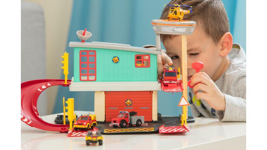 Dickie Feuerwehrmann Sam Feuerwehrstation