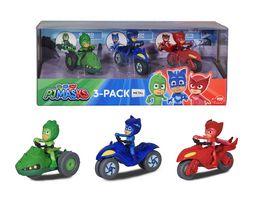 Dickie PJ Masks 3er Pack