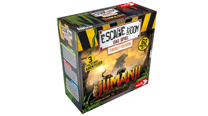Noris - Escape Room - Jumanji