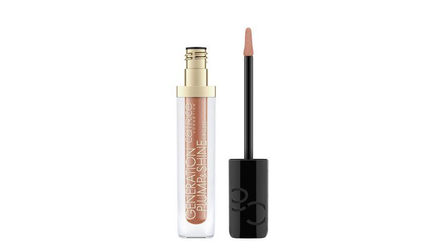 Catrice Lipgloss Generation Plump Shine Lip Gloss