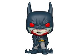 Funko POP Red Rain Batman Count Dracula