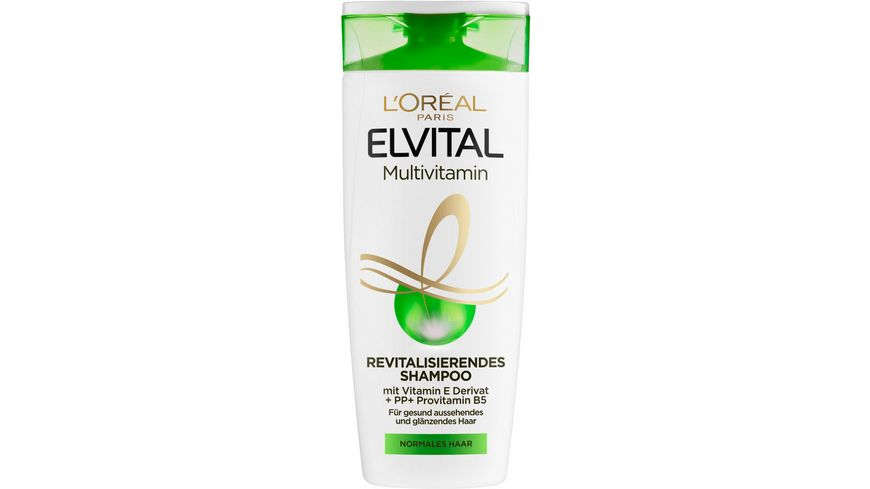 L'ORÉAL PARIS ELVITAL Multivitamin Shampoo