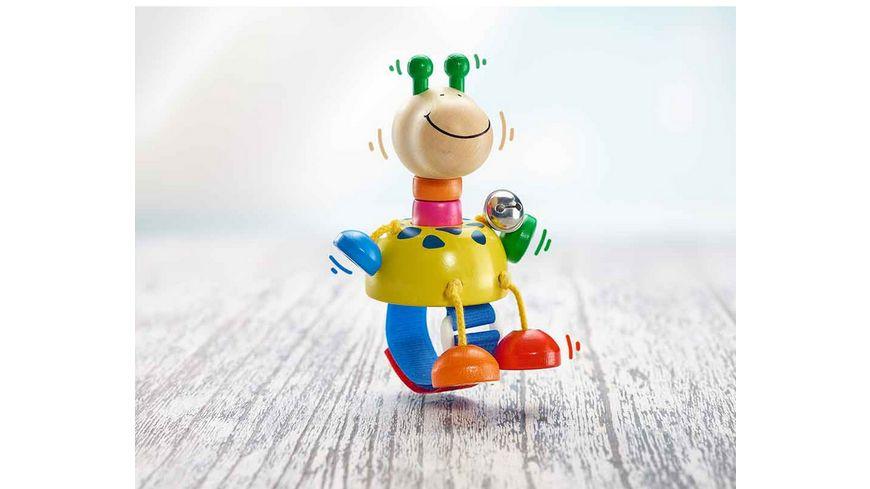 Selecta 61064 Collini Buggyspielzeug mit Klettverschluss
