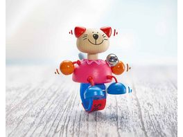 Selecta 61065 Kitti Buggyspielzeug mit Klettverschluss