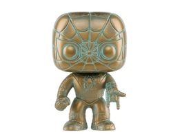 Funko POP Spider Man Patina