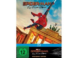Spider Man Far from Home SteelBook Brandenburger Tor